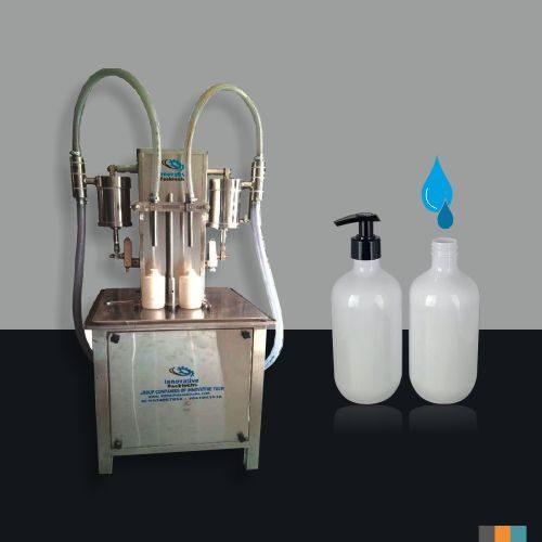 Semi-automatic Handwash filling machine